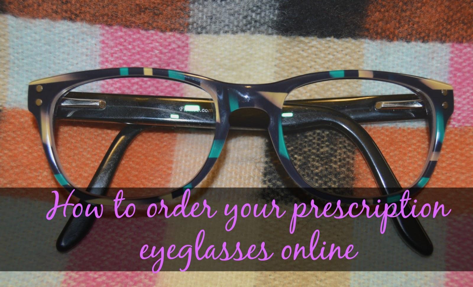 Online, Eyeglasses