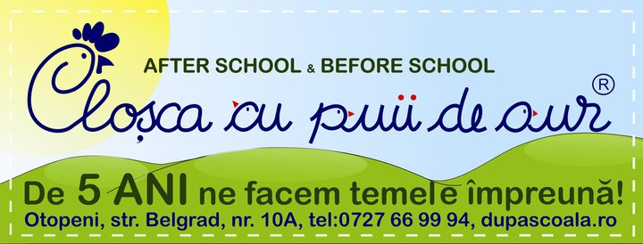 AFTER SCHOOL -BEFORESCHOOL OTOPENI