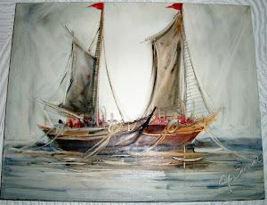 Marinha na Névoa