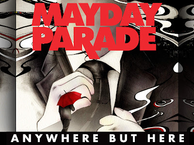 Awesome MayDay Parade Poster Wallpaper
