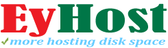 EyHost Blog | More Hosting Disk Space