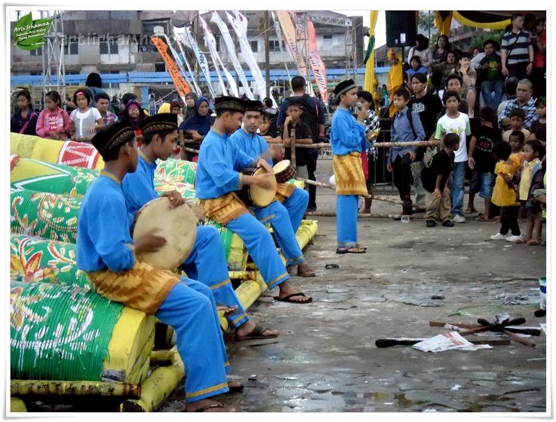Festival Meriam Karbit Pontianak
