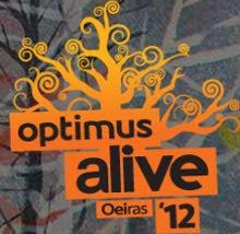 Radiohead al Optimus Alive 2012