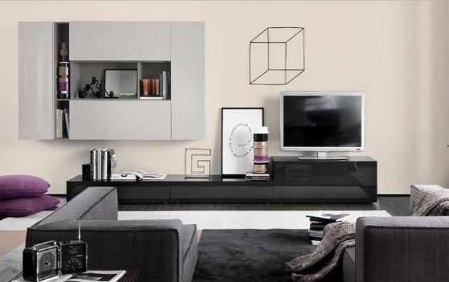 Dise o de sala con elementos de lujo c mo arreglar los muebles en una peque a sala de estar for Diseno sala de estar pequena