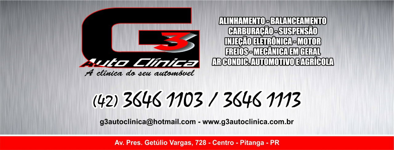 G3 AUTO CLINICA