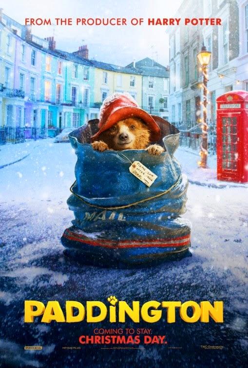 Paddington (2014) Poster