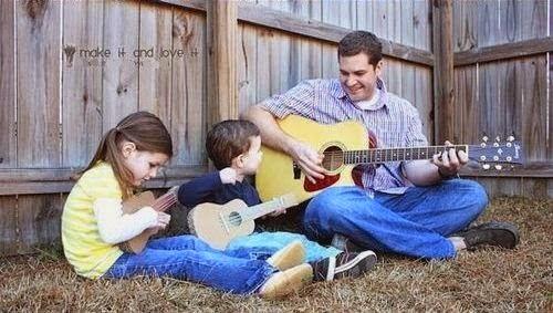 Cara Membuat Gitar Anak Dari Kardus Bekas - Kerajinan Tangan