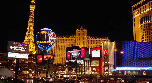 Direct flights to Las Vegas