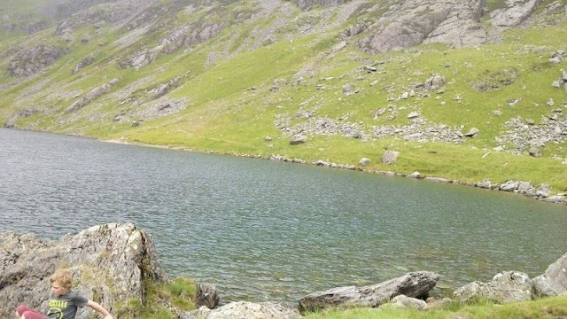 cadair idris lake