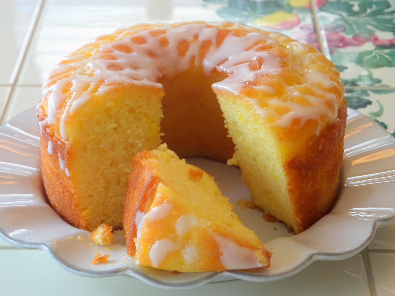 Super Moist Buttermilk Pound Cake