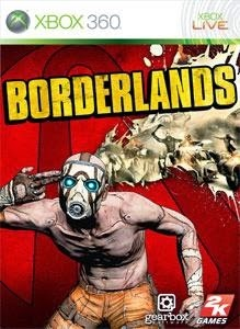 cover xbox360 du jeu borderlands