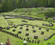 Dacian Fortresses of the Orastie Mountains