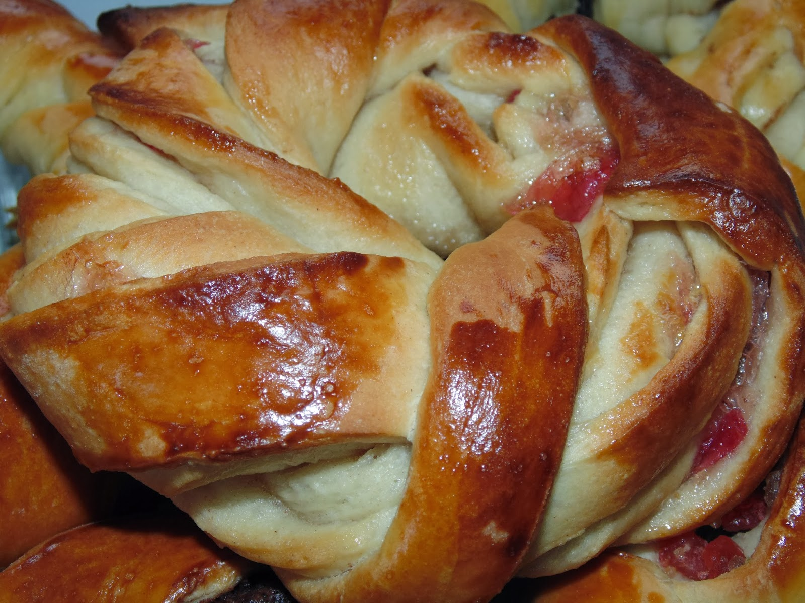 Sweet pretzels - recipe (including photos) | Life in ...