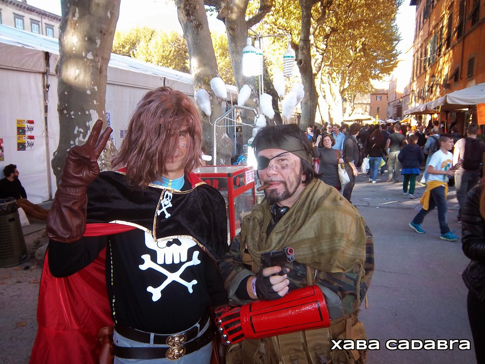 Capitan Harlock e Big Boss