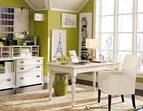 Home Office Decorating Ideas: Decorating Ideas For Home Office