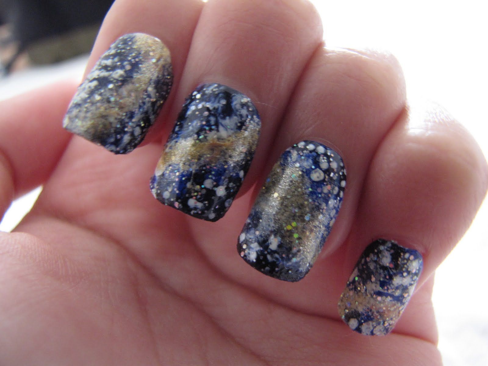 KK Nails: More Youtube Nail art!!
