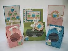Create a Cupcake Stamp Class