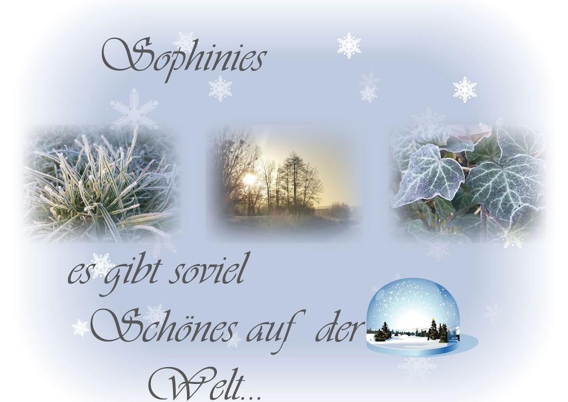 Sophinies