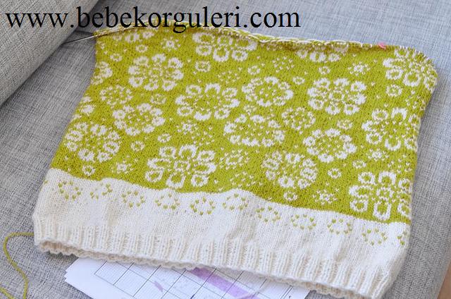 en güzel bebek battaniye modelleri - 21