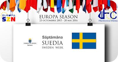 Saptamana Suediei la Europa Season