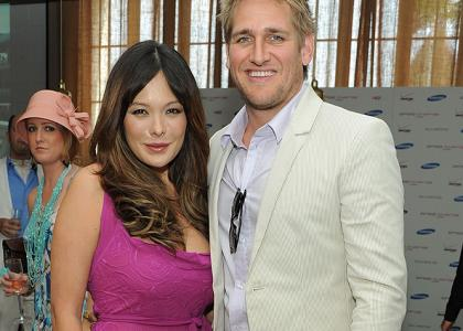 Lindsay Price & Curtis Stone: We're Engaged! » Gossip | Lindsay Price | Curtis Stone