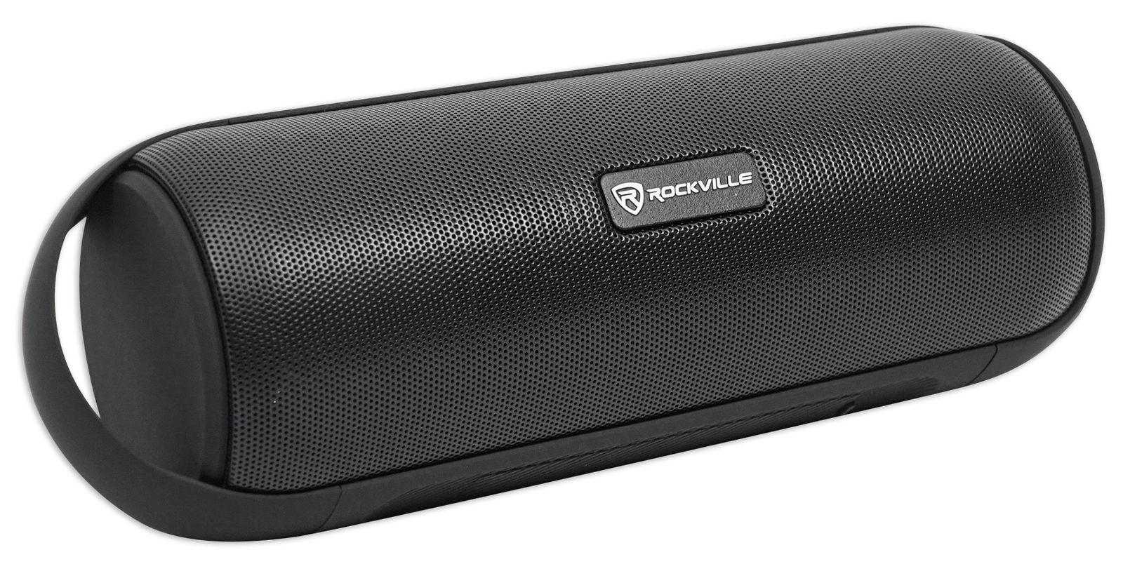 Only $30 Rockville RPB25 40 Watt Portable/Outdoor Bluetooth Speaker w/USB+SD+Aux In+FM