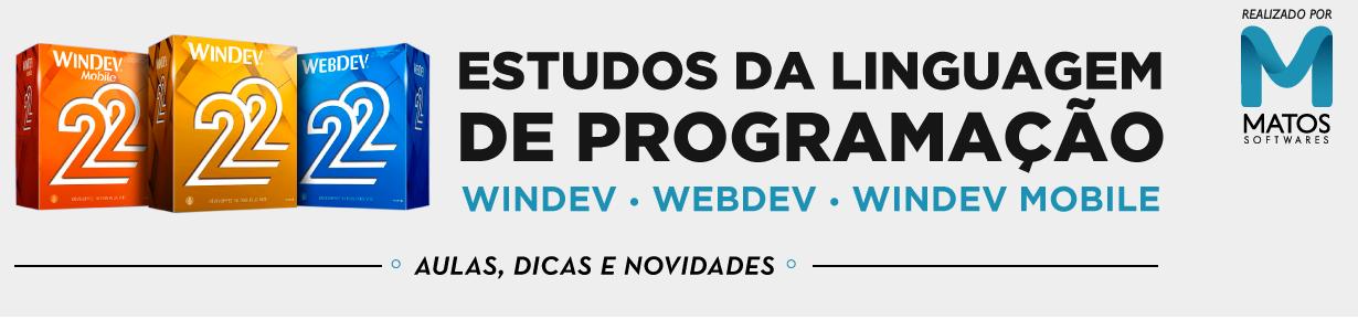 Windev21 Aulas,Estudos e Desenvolvimento