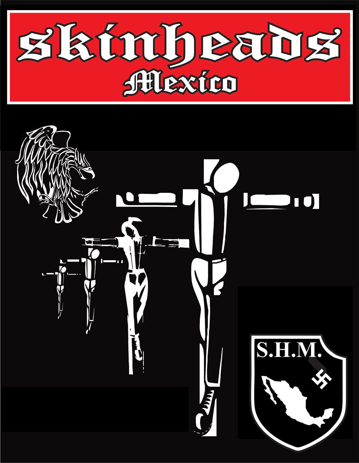 SKINHEADS MÉXICO