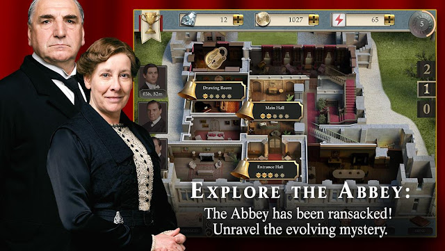 Downton Abbey app