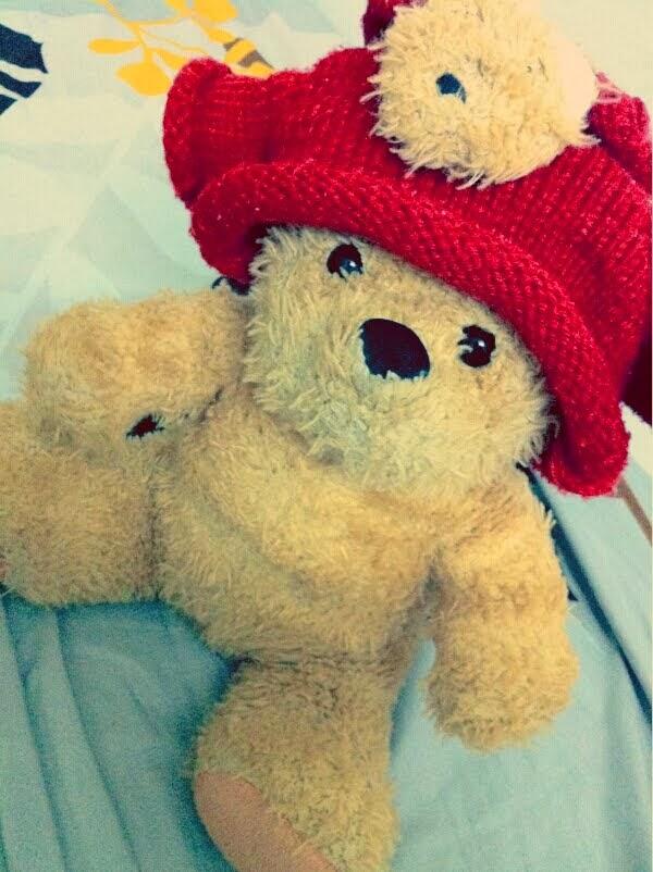 My Baby Bear ♥