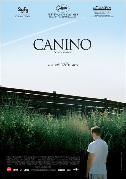 canino poster