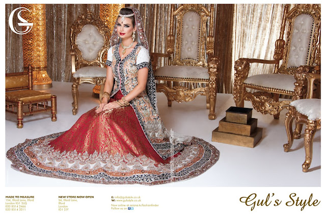 BridalDressesforWedding252852529 - Bridal Dresses for Wedding by Gul Style Collection