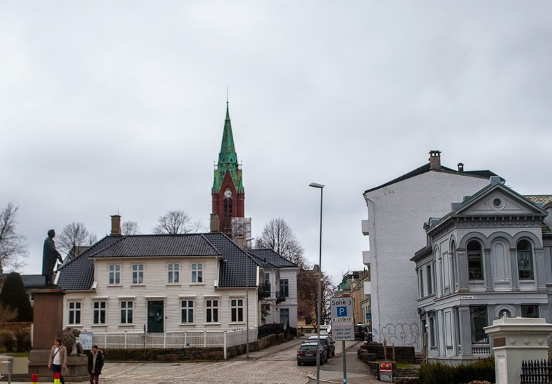 off the beaten path of bergen