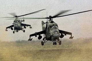 Russia to donate eight helicopters to Sri Lanka