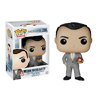 Funko Pop! Jim Moriarty