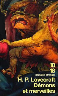 Démons et merveilles - H.P. Lovecraft