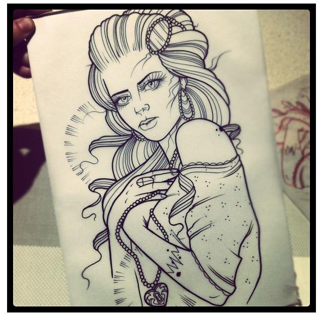 Tattoo Sketches Tumblr