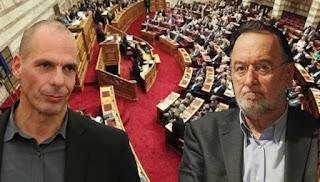 """ΟΙ ΕΞΕΛΙΞΕΙΣ ΣΤΟ ΕΣΩΚΟΜΜΑΤΙΚΟ ΠΕΔΙΟ ΤΟΥ ΣΥΡΙΖΑ Η Αριστερή Πλατφόρμα αναζητώντας ηγέτη για το """"ΟΧΙ"""" προσεγγίζει τον Γ.Βαρουφάκη αλλά..."""
