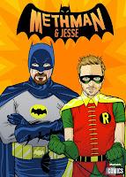 Batman y Robin: Walter y Jesse