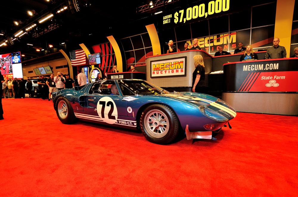 Vette Vues Magazine | McNamara 1967 Corvette Coupe Brought $725,000 ...