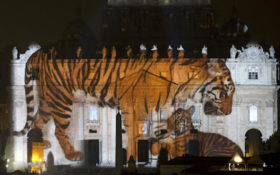 tigers in Rome