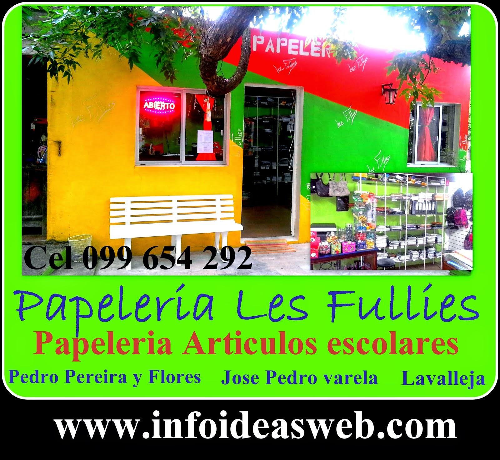 PAPELERIA LES FULLIES