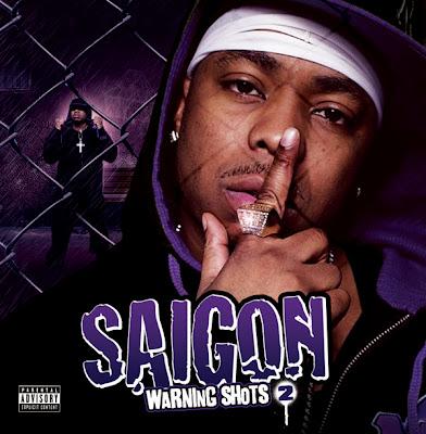 Saigon – Warning Shots 2 (CD) (2009) (320 kbps)