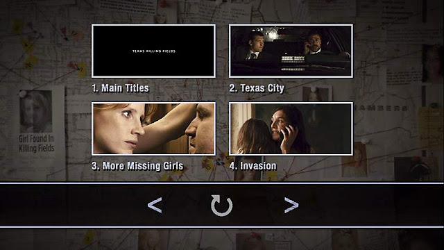 Texas Killing Fields DVDR NTSC Español Latino ISO 2011
