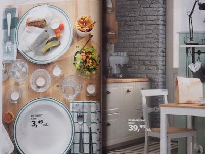 Ikea catalogus Instagram Blog fotografie