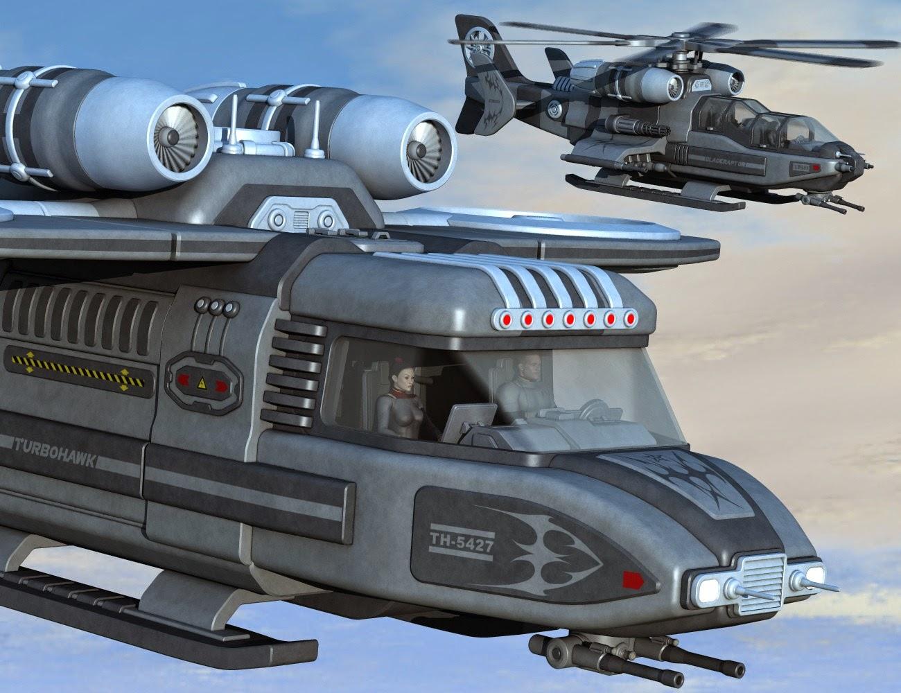 Sci Fi Flyer Bundle