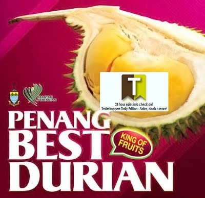 Penang Durian Fair