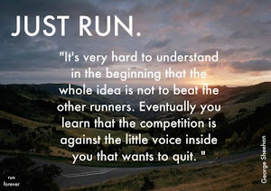 Just run.....