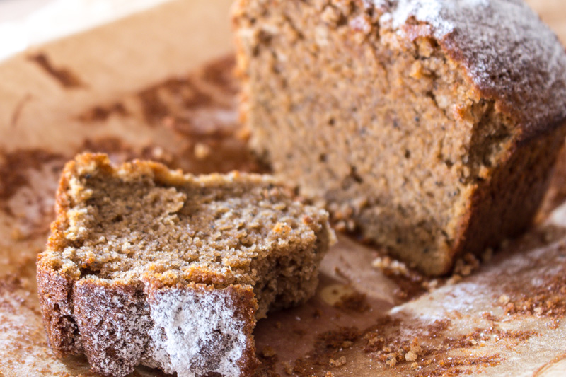 Twinings Earl Grey Tea Loaf Cake | Svelte Salivations