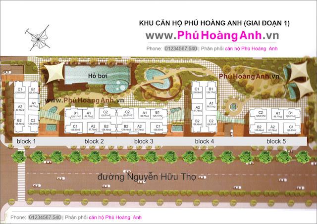 Phu Hoang Anh, can ho Phu Hoang Anh, PhuHoangAnh.vn